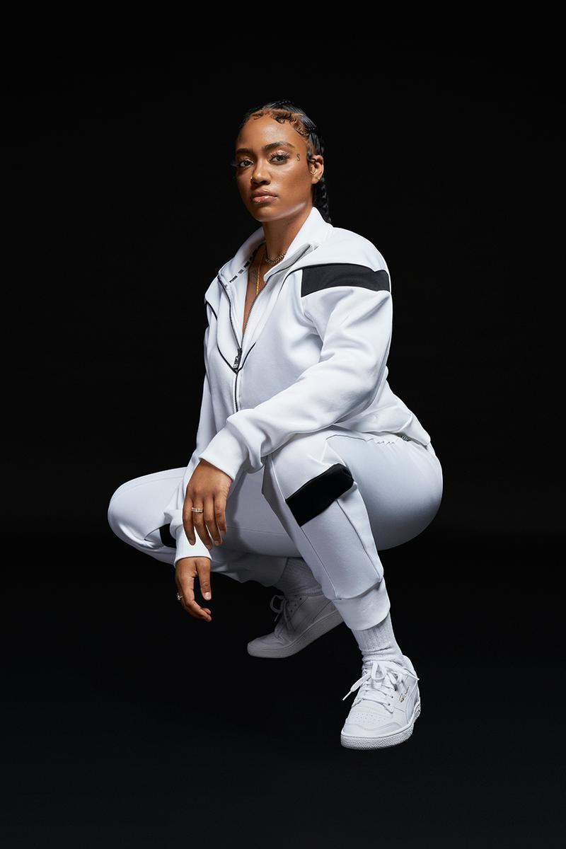 the marathon clothing tmc puma nipsey hussle forever track suit jacket pants official release date info photos price store list buying guide