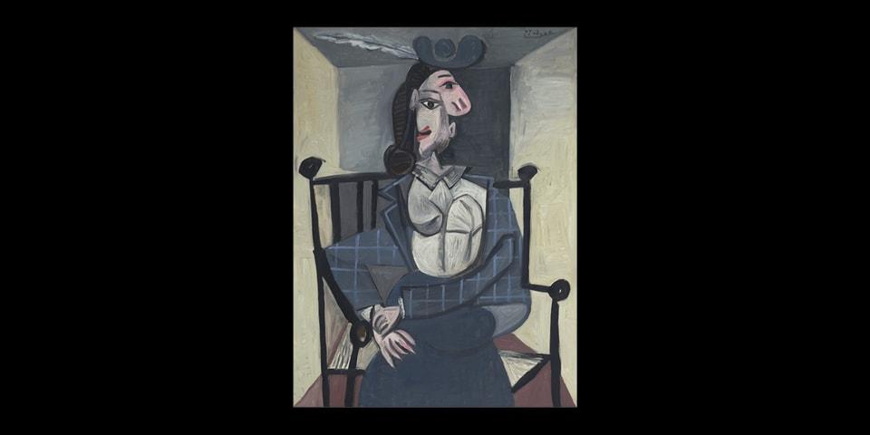 $20 Million USD Picasso Portrait Leads Upcoming Christie's Auction
