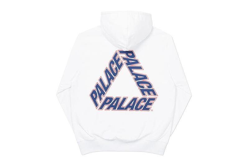 Palace Winter 2020 Sweatshirts and Hoodies tri ferg collection drop info