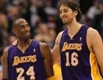 Pau Gasol Names Newborn After Kobe Bryant's Daughter
