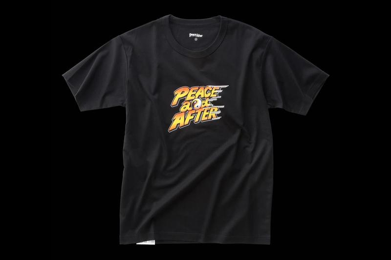PEACE AND AFTER Amabie Bomberman Winning Eleven T-Shirt CASETiFY Apple iPhone Case Collaboration