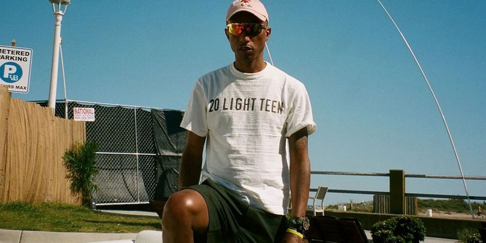 Pharrell, Tony Hawk Lend Toughen for Illegal Civ's 'North Hollywood' Film thumbnail