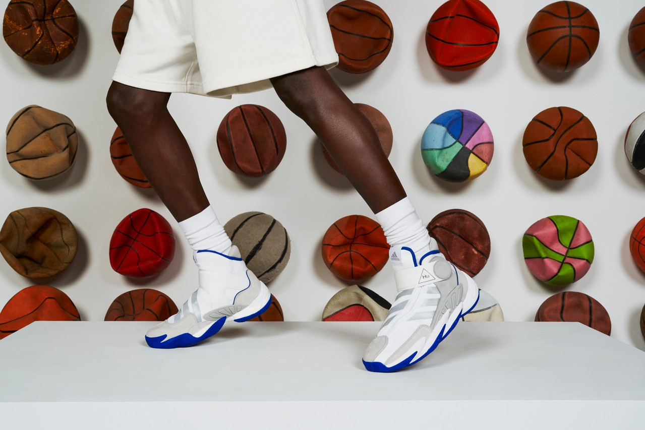 Pharrell Williams x adidas Originals 0 to 60 STMT