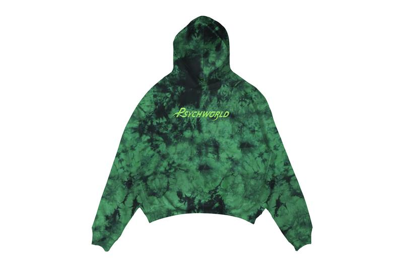 Psychworld Fall 2020 Release Date Buy Price Info Blasted Fitted Zip Up Sweater Crewneck T shirt