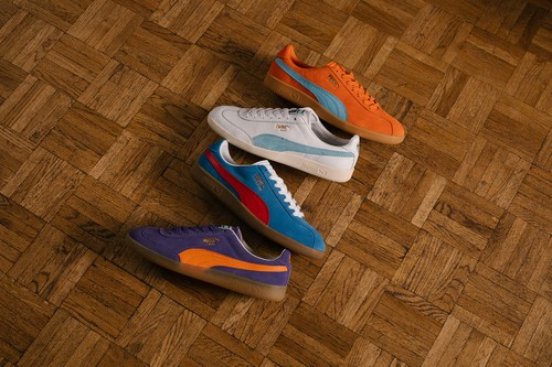PUMA Dips Into the Archive for '80s-Inspired Collection