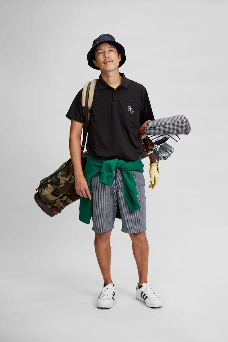 """Radda """"We Are The Modern Golfers"""" Campaign yeezy sneakers golf lookbook"""