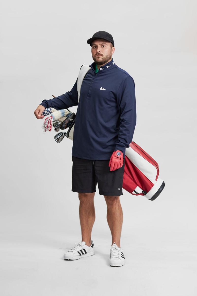 "Radda ""We Are The Modern Golfers"" Campaign yeezy sneakers golf lookbook"
