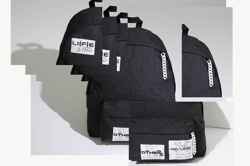 Raf Simons x Eastpak Fall/Winter 2020 Collaboration fw20 solar youth menswear collection release date info buy september