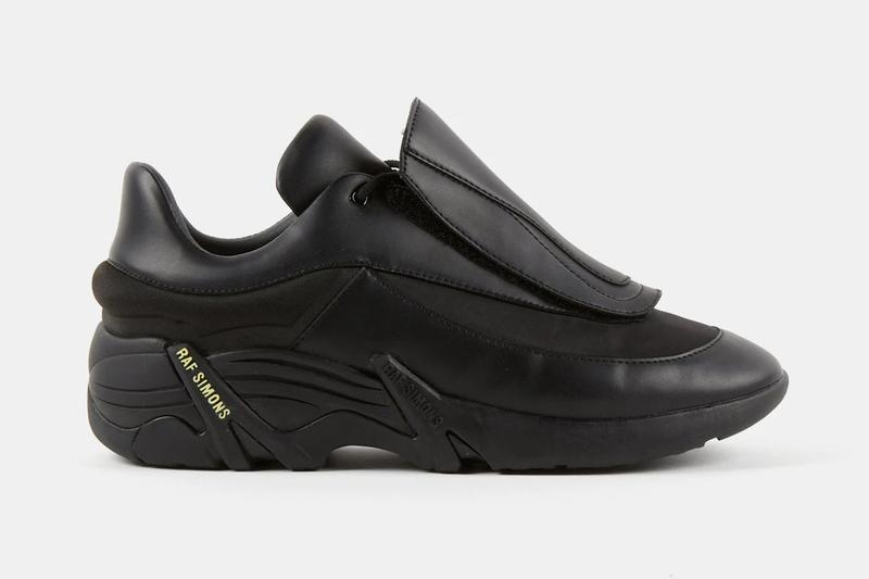 Raf Simons Fall/Winter 2020 (RUNNER) Collection shoes boots sneakers slip on loafer fw20 cylon antei solaris-2 2001-2 202-984A-45002-00099 202-983A-45001-00099 202-986A-45008-01070 202-985A-45007-00099