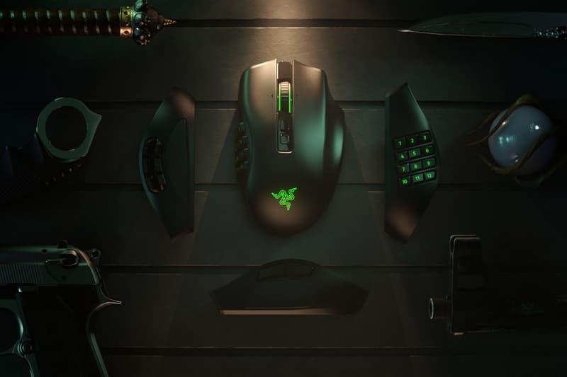 razer naga pro gaming video games pc peripherals accessories mouse mice modular esports