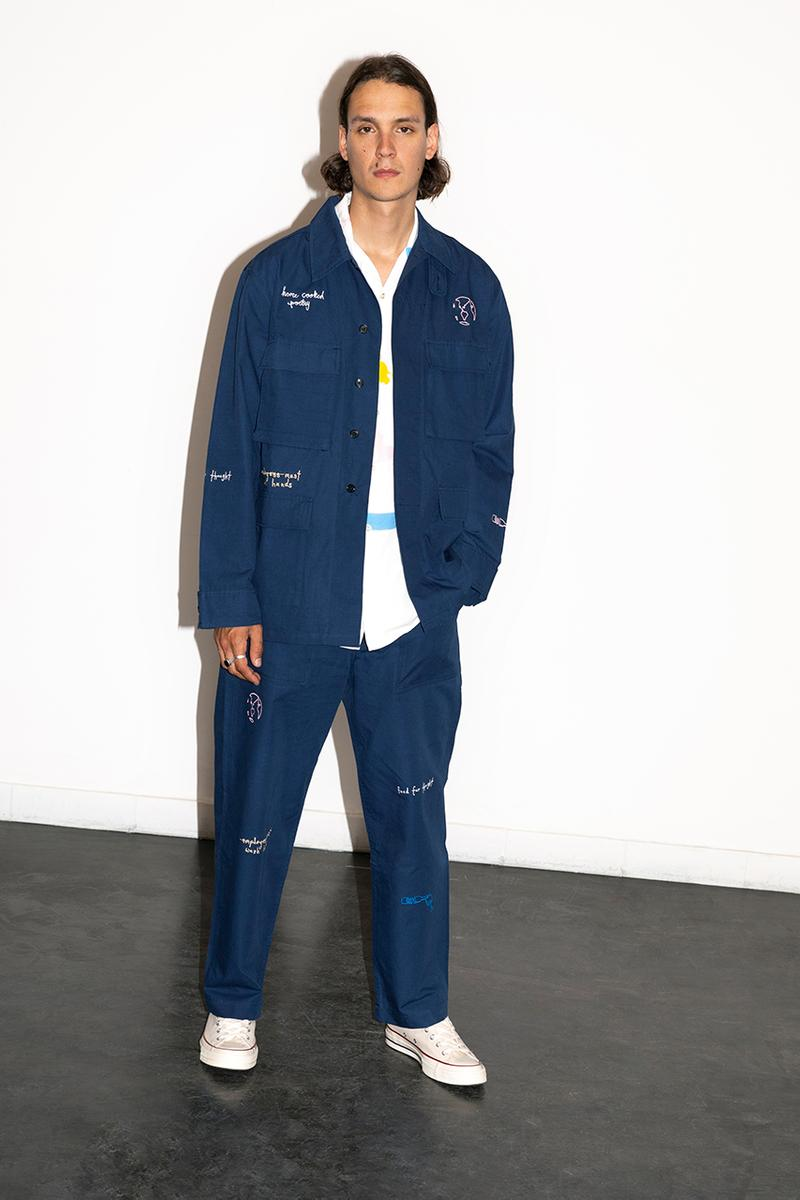 reception spring summer 2021 lookbook first look kitchen wear exclusive buy cop purchase