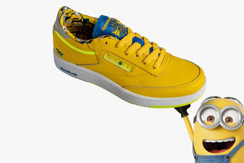 the minions reebok instapump fury question mid club c rise of gru lab vicious 6 official release date info photos price store list buying guide