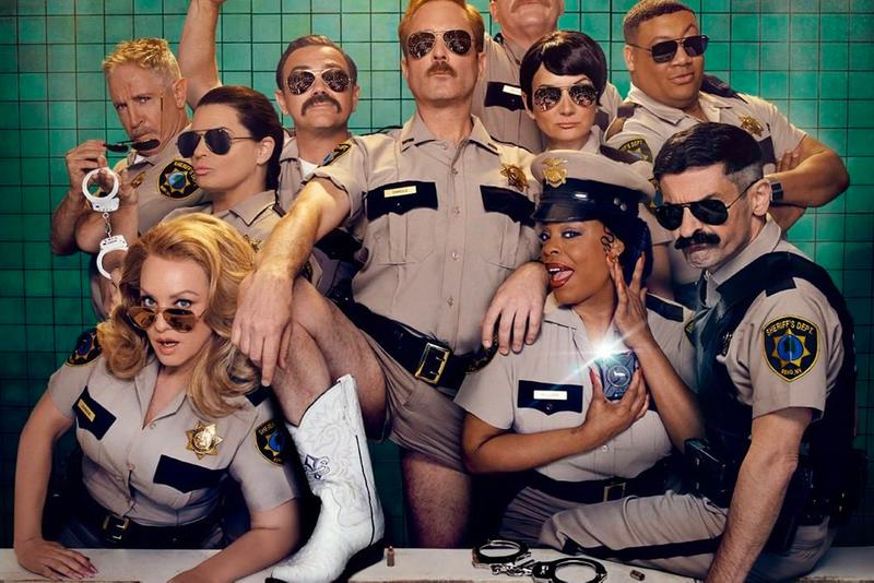 Reno 911! Renewed for Another Season Quibi Info