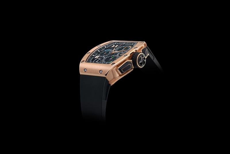Richard Mille Announces RM 72-01 Lifestyle Automatic Chronograph Swiss Watchmaking Luxury Timepiece