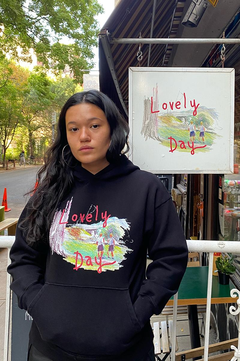 Richardson Fall Winter 2020 Capsule Forty Percent Against Rights Pope L Lovely Day menswear streetwear fw20 collection graphics prints t shirts hoodies
