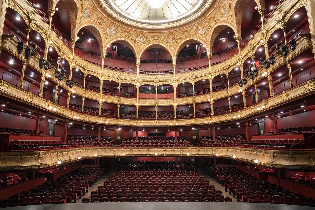 Michèle Lamy on Paris in COVID-19 Lockdowns Rick Owens Palais de Tokyo Ruth mackenzie theatre du chatelet edo