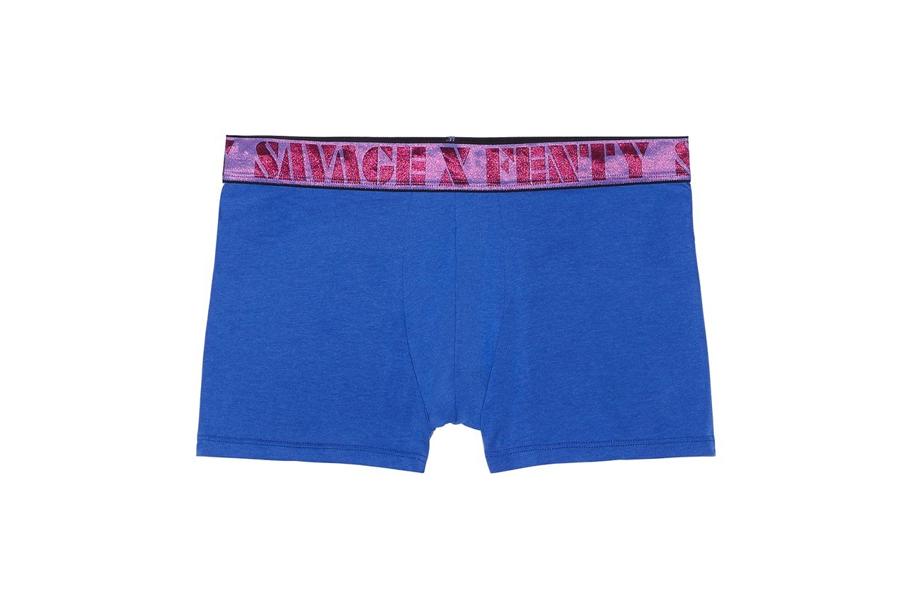 Rihanna Launches New Savage x Fenty Menswear Collection Fashion Christian Combs Underwear HYPEBAE Fashion Week Amazon Premiere