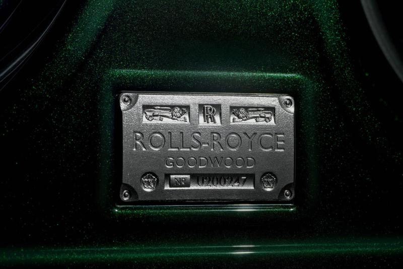 New Rolls Royce Ghost Extended Adds Rear Cabin Leg Room Luxury Automobile Auto HYPEBEAST Car Club