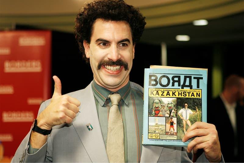 Sacha Baron Cohen Secretly Filmed Screened Borat 2 Info Release Date Premiere Watch sequel