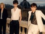 Saint Laurent SS21 Enlivens Trim Tailoring With Textural Appliqué
