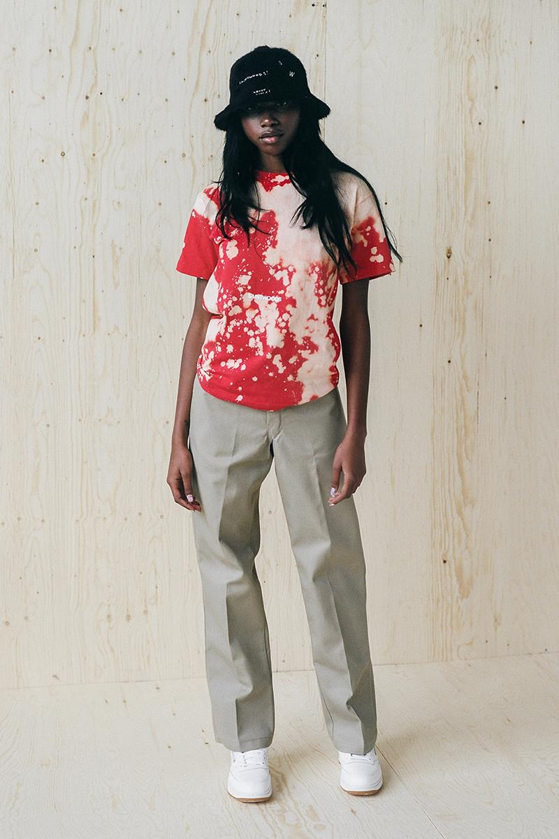 SAINTWOODS Ready to Wear SW010 Collection lookbooks menswear streetwear fall winter 2020 collection jackets pants trousers shirts helmut lang holt renfrew