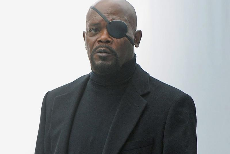 Samuel L. Jackson Marvel Studios Nick Fury Disney Plus Series Marvel Cinematic Universe