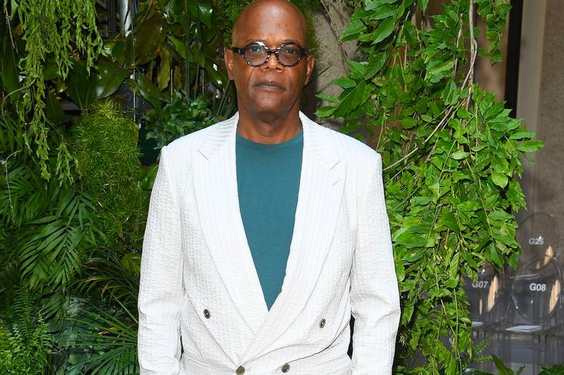 Samuel L Jackson Swearing Lessons actor hollywood 2500 register to vote 15 languages goodtovote 9000