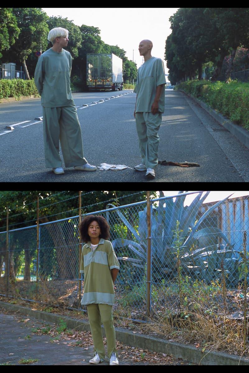 SHEBA Spring/Summer 2021 Collection Lookbook ss21 japan