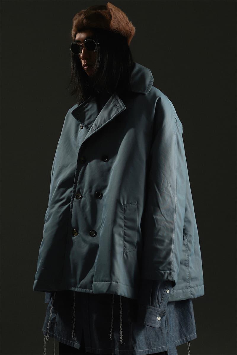 Sillage Fall 2020 Collection Drop 2 menswear streetwear fw2020 lookbook jackets coats hoodies sweaters sweatpants trousers