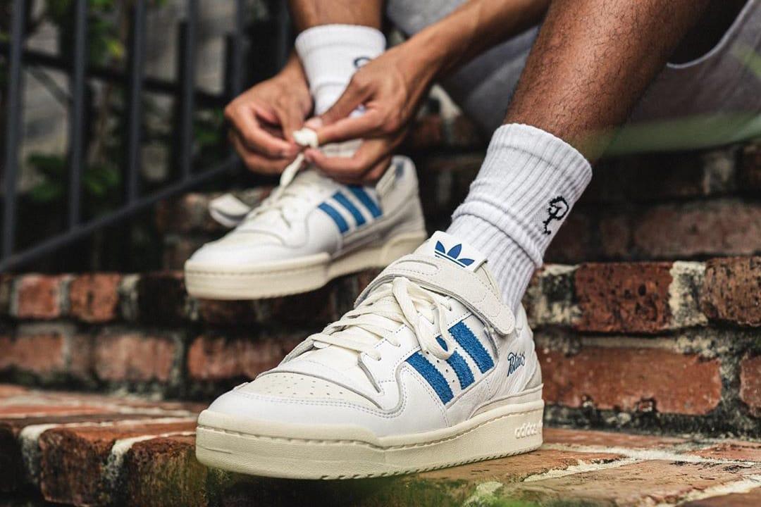 Sneaker Politics x adidas Forum