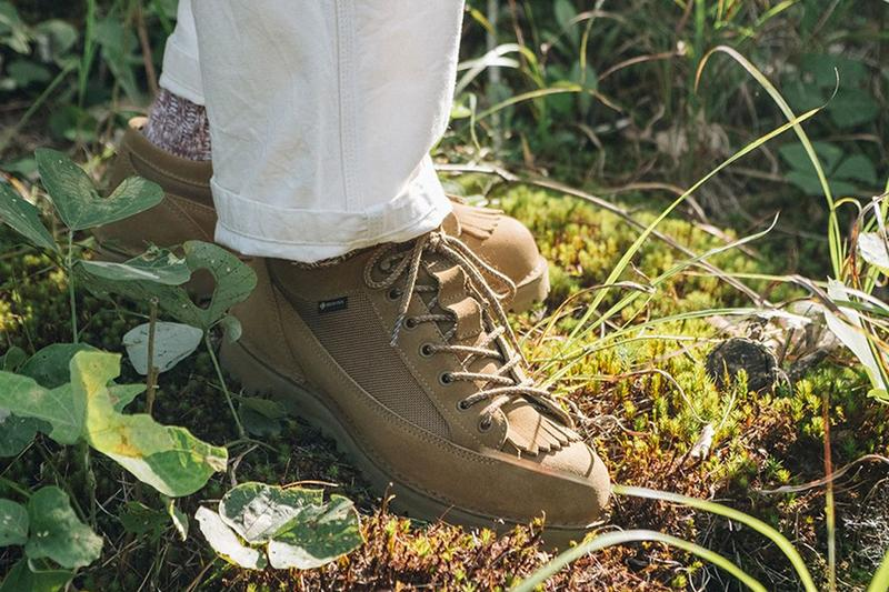 snow peak Danner trail pro boots fall winter 2020 fw20 collaboration information where to cop outdoor wear boots