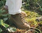 Snow Peak and Danner's GORE-TEX Trail Field Pro Is Quite the Mash-Up