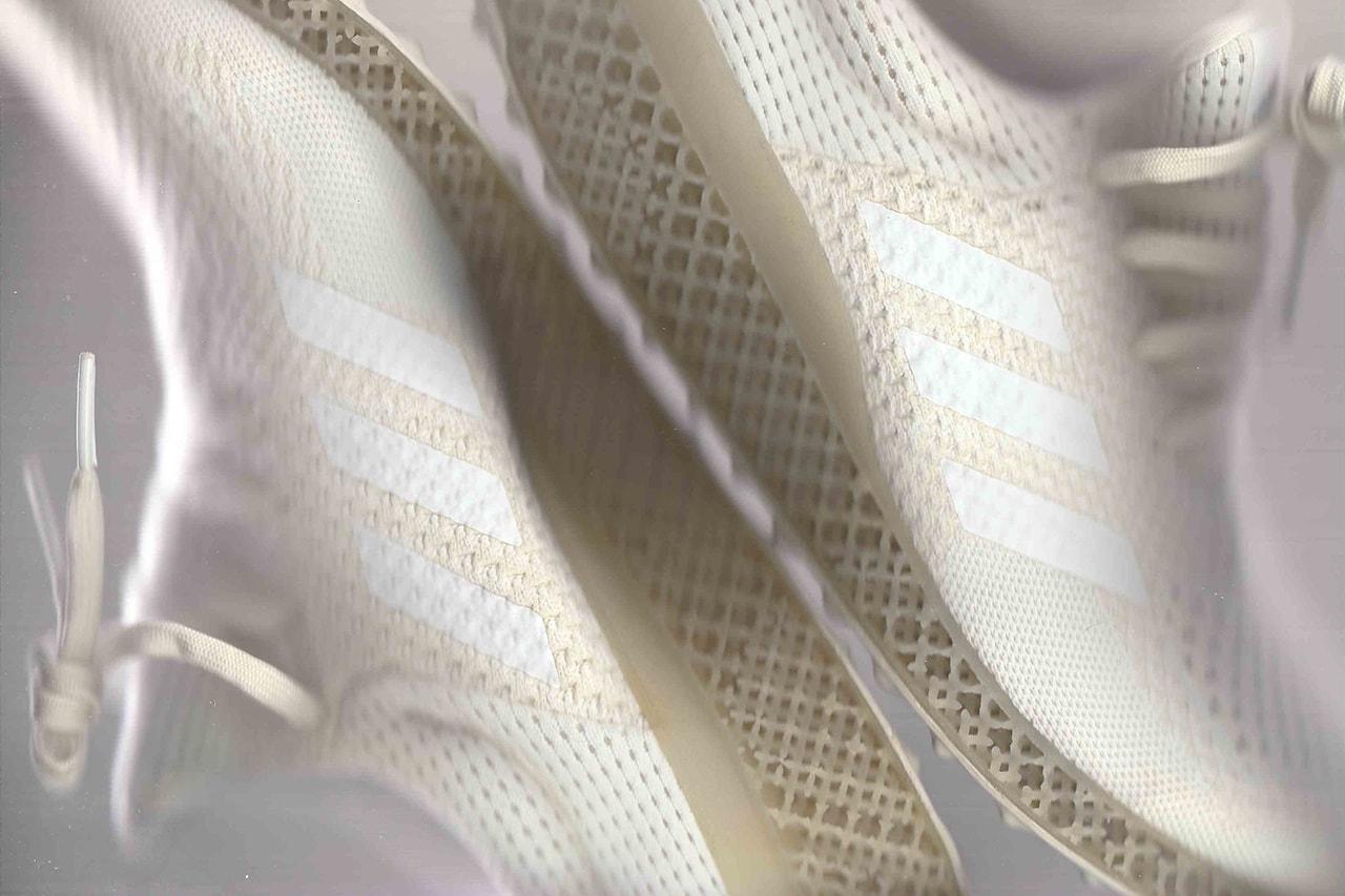 Sole Mates Federico Maccapani adidas Futurecraft 3D OG Sneaker HYPEBEAST Interview Footwear Shoe 4D Light Oxygen Printing Sample Prototype Senior Designer Italy Jordan Brand AJ1 Basketball PUMA Design White Cream Kanye West YEEZY Instagram New York MakerLAB Lockdown Working Habits Art