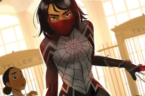 'Spider-Man' Spinoff 'Silk' Is Getting a Live Action Adaptation