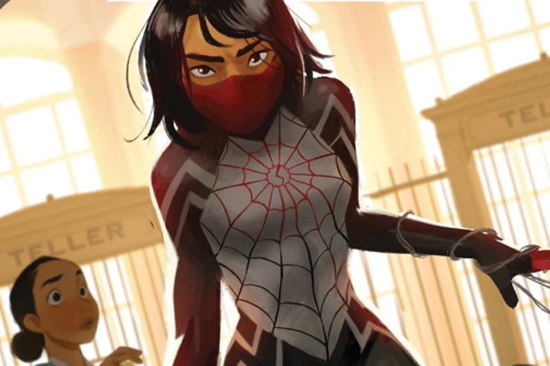sony pictures entertainment marvel silk spider man amazon cindy moon live action adaptation tv series