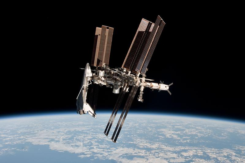 'Space Hero' Reality TV Show International Space Station Astronauts Competition SpaceX Dragon Rocket Ship Outerspace Travel ISS Mission