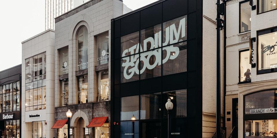Stadium Goods Announces Chicago Store Opening Dates