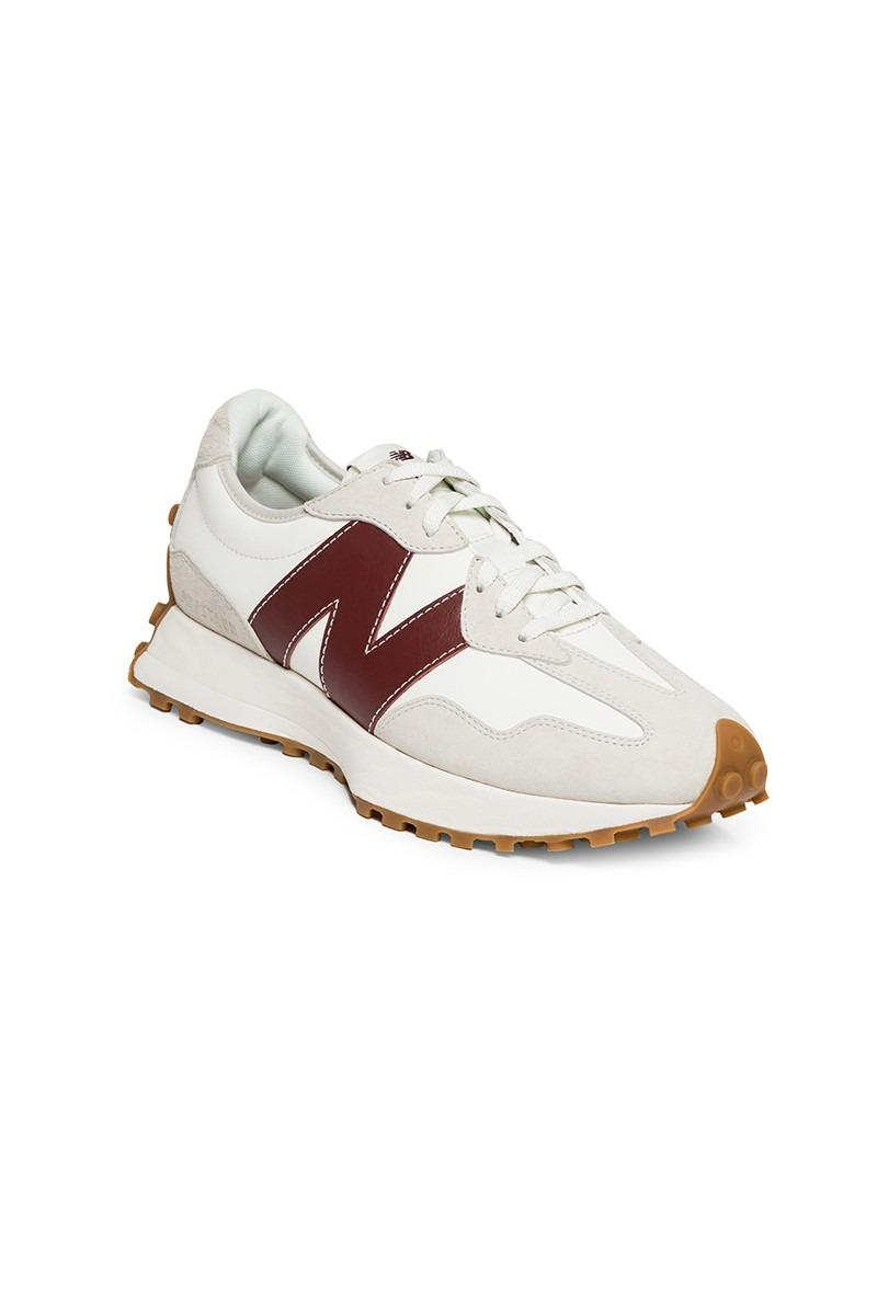 STAUD x New Balance 327 Sneaker Collaboration colorway womens sizes release date info buy september 24 2020