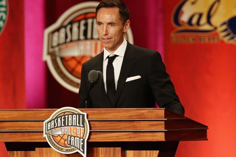 Steve Nash Head Coach Brooklyn Nets nba national basketball association kyrie irving kevin durant mvp phoenix suns dallas mavericks los angeles lakers
