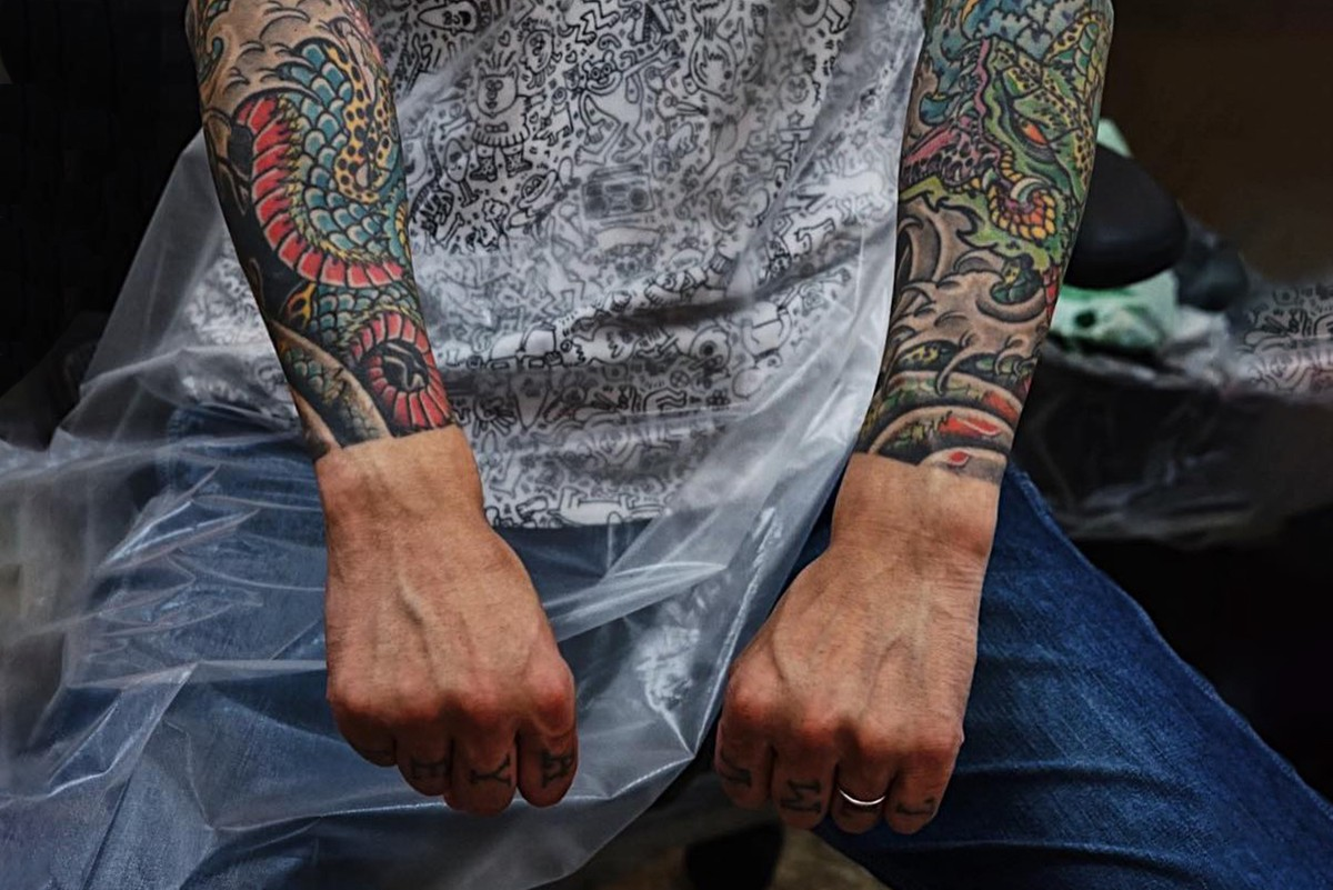 The Supreme Court of Japan Has Just Ruled Tattooing Legal