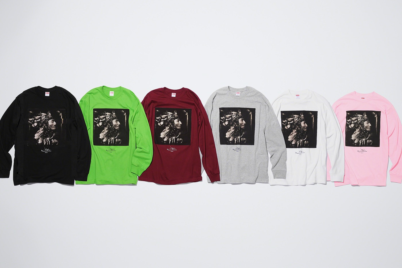 Joel-Peter Witkin Supreme FW20 Collection Release Info Fall Winter 2020 hoodies T shirt