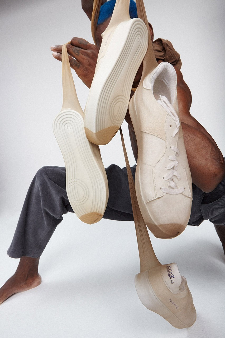 real leather sustainable synthetic organic vegan nanushka filling pieces good on you alec leach future dust