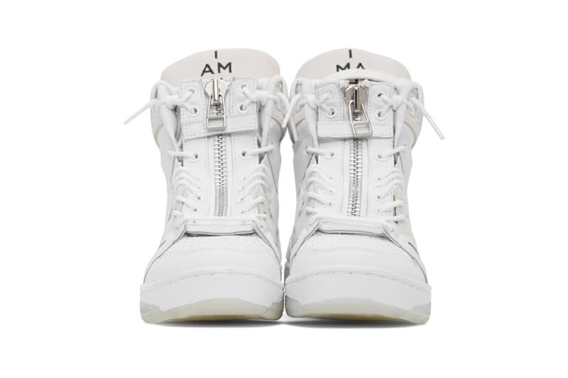 TAKAHIROMIYASHITATheSoloist Converse ERX 260 White menswear streetwear spring summer 2020 collection ss20 shoes footwear kicks trainers runners sneakers