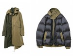 Ten C and sacai Juxtapose Sportswear and Military Wear for FW20 Collection