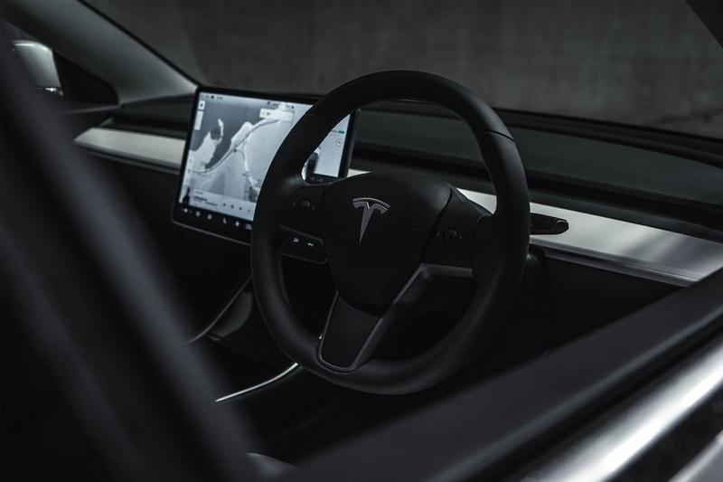 tesla elon musk autopilot cruise control visual recognition green light speed limit