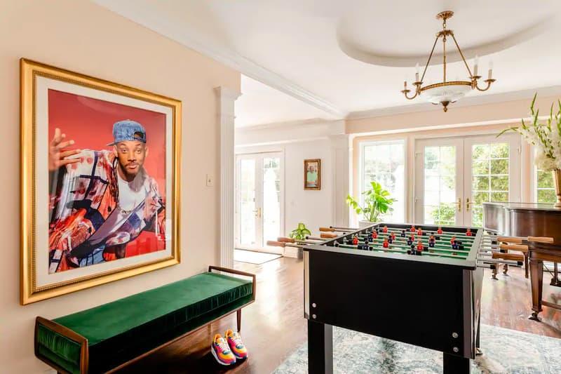 Will Smith 'The Fresh Prince' Airbnb Listing homes California Carleton banks West Philadelphia Sitcom Comedy