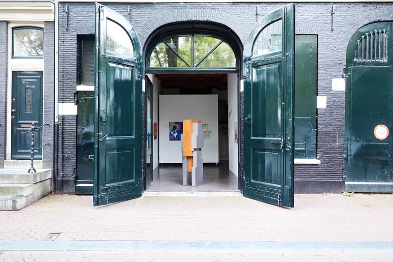 the garage amsterdam 8th ply group exhibition jean jullien james jarvis parra borris tellegen