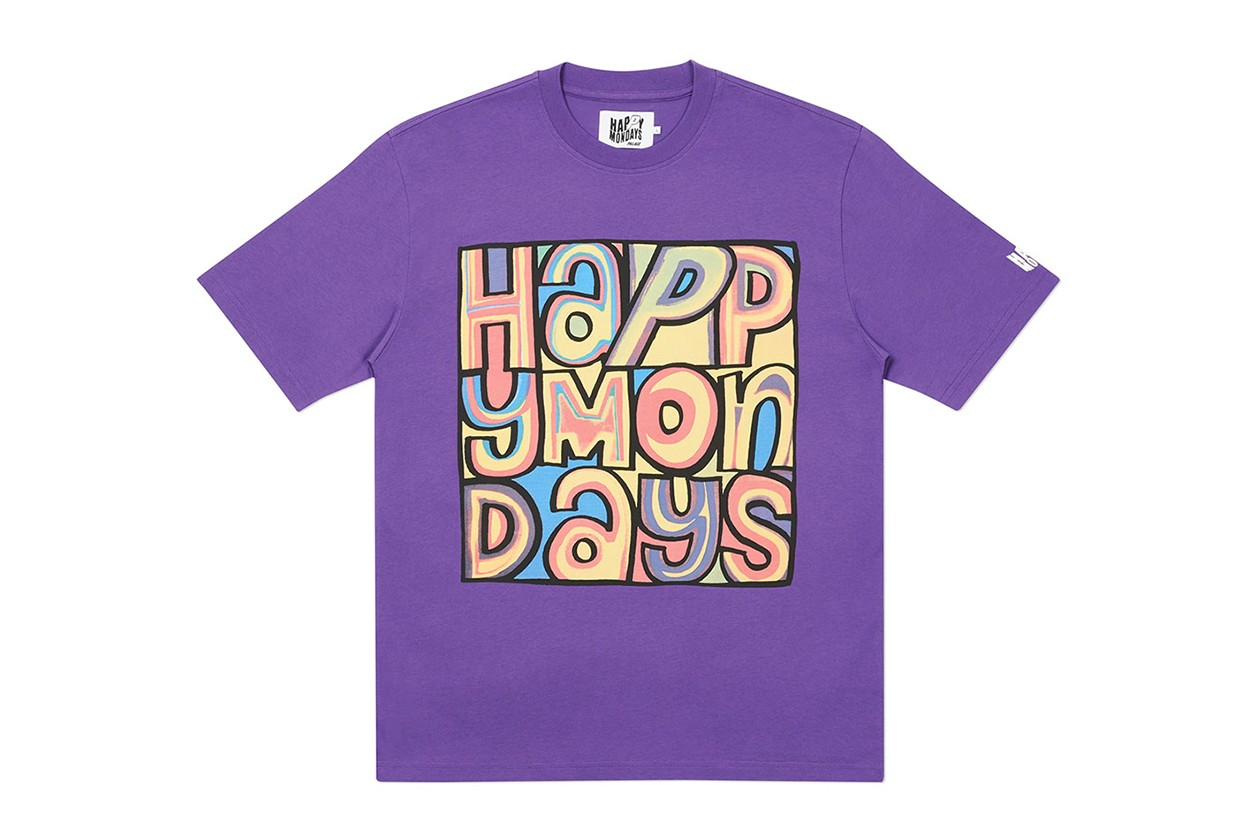 Happy Mondays Palace Fall 2020 Capsule Release Info Buy Price Date Skateboards Harrington jacket bucket hat shirt t