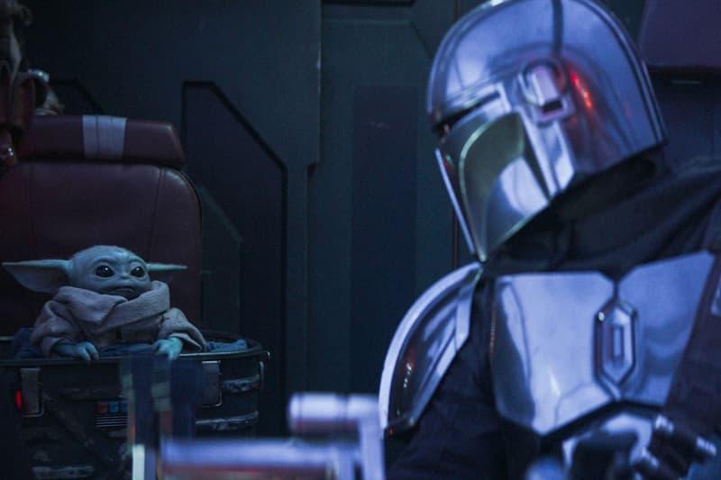 The Mandalorian Season 2 Disney Plus October 2020 Star Wars Lucasfilm Return of the Jedi