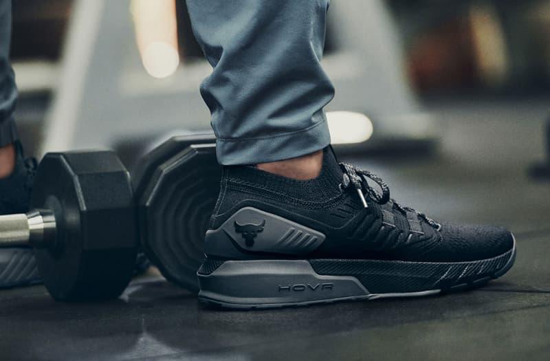 Under Armour Project Rock 3 Sneaker Debut release date info buy dwayne johnson colorway pr3